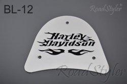 Blacha tylna do oparcia (duża) - Harley