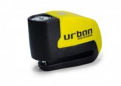 URBAN DISC LOCK Z ALARMEM UR6