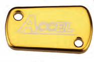 Accel tylna pokrywa pompy hamulcowej - Kawasaki KX 125 (03-05)