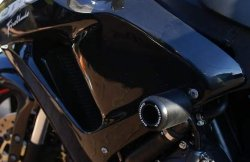 Crash Pady Honda CBR1000 RR (06-07)