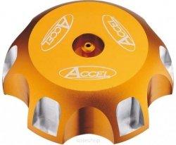 Accel korek wlewu paliwa - KTM SX 250 (06-07) - pomarańczowy