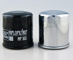 Yamaha FZS1000 Fazer (5LV,1C2) 01-05 filtr oleju