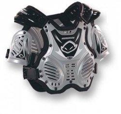 Ufo Plast Shock Wave Boy buzer ochronny dla Juniora srebrny