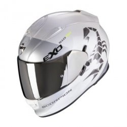 SCORPION KASK MOTOCYKLOWY EXO-510 AIR PIQUE PEARL WH-SILVER