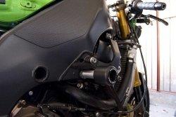 Crash Pady Kawasaki ZX 10R (04-06)