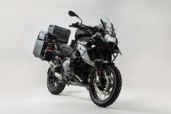 ZESTAW ADVENTURE PAKIET ZABEZPIECZAJĄCY MOTOCYKL BMW R1200GS LC (13-16) BLACK SW-MOTECH
