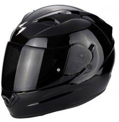 Scorpion Exo-1200 kask motocyklowy czarny połysk