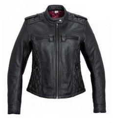 POLO Spirit Motors Imaly damska kurtka motocyklowa skórzana czarna