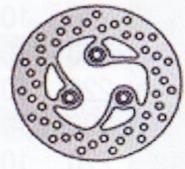 Tarcza hamulcowa przednia ITALJET Scoopy 50 (93)