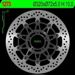 Tarcza hamulcowa przednia Ducati DIAVEL wszystkie wersje (11-16)