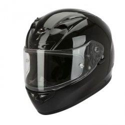SCORPION KASK MOTOCYKLOWY EXO-710 AIR SOLID BLACK