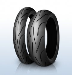 Michelin PILOT POWER 120/70ZR17 58W, 190/50ZR17 75W
