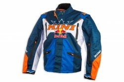 Kini Red Bull Competition Navy/Orange kurtka motocyklowa enduro/quad/atv