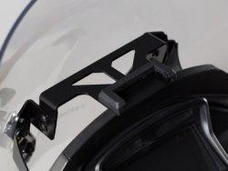 MOCOWANIE GPS Z AMORTYZACJĄ DRGAŃ BLACK HONDA VFR800X CROSSRUNNER (15-) SW-MOTECH