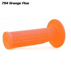 Progrip 794 Off road jednoskładnikowe manetki pomarańczowe FLUO