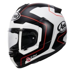 Arai Axces III Line Red M