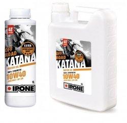 Ipone Katana Off Road 10W40 5L - olej silnikowy syntetyk - PROMOCJA 4+1