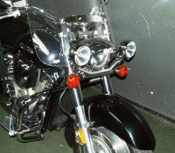 Stelaż pod lampy Honda VTX1800 Retro