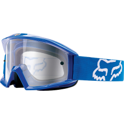 FOX GOGLE MAIN GP BLUE SZYBA CLEAR