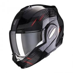SCORPION KASK MOTOCYKLOWY EXO-TECH PULSE RED