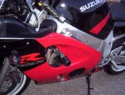 Crash Pady Suzuki GSX R 600 (97-00)