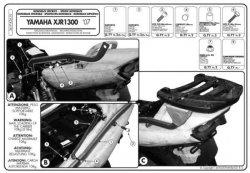 KAPPA K3610 stelaż kufra centralnego Yamaha XJR 1300 (07-14)