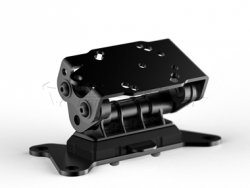 MOCOWANIE GPS Z AMORTYZACJĄ DRGAŃ BLACK KAWASAKI GTR 1400 SW-MOTECH