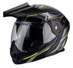 Scorpion ADX-1 ANIMA kask motocyklowy szczękowy z daszkiem Dual Touring Adventure