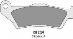 Delta Braking Husqvarna TC 510 (04-10) klocki hamulcowe przód