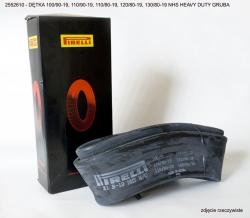 PIRELLI Dętka (gruba) 100/90-19, 110/90-19, 110/80-19, 120/80-19, 130/80-19 NHS Heavy Duty Enduro Cross