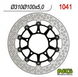 NG Tarcza hamulcowa przednia SUZUKI GSX-R 1000 K5 K6 K7 K8 (05-08) 310x100x5,0