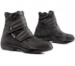 Forma Boulevard krótkie buty motocyklowe czarne