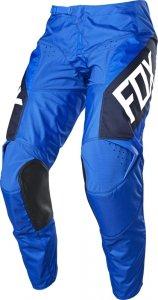SPODNIE FOX 180 REVN BLUE 32