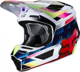 FOX V-2 KASK KRESA MULTI S