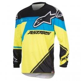 Alpinestars Youth Racer Supermatic Dziecięca koszulka MX enduro