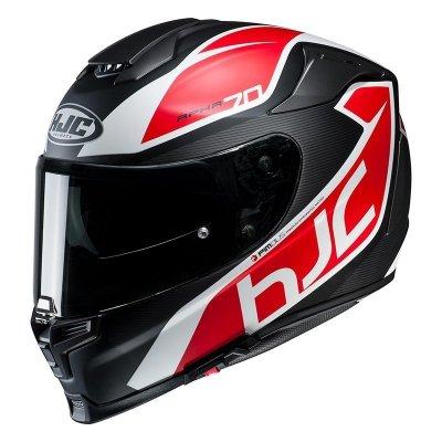 HJC RPHA 70 KASK MOTOCYKLOWY PINOT BLACK/RED