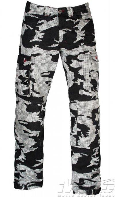 Mottowear Urban X jeansy spodnie motocyklowe męskie