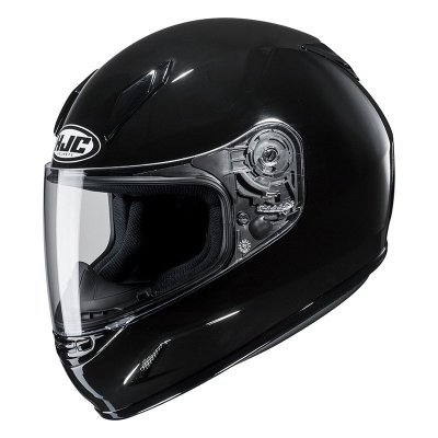 KASK HJC JUNIOR CL-Y SOLID BLACK S