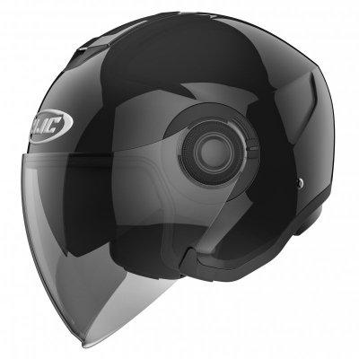 KASK HJC I40 METAL BLACK XL