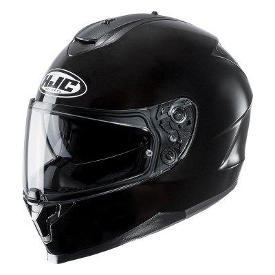 HJC C70 Kask Motocyklowy METAL BLACK