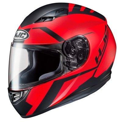HJC CS-15 KASK MOTOCYKLOWY FAREN BLACK/RED