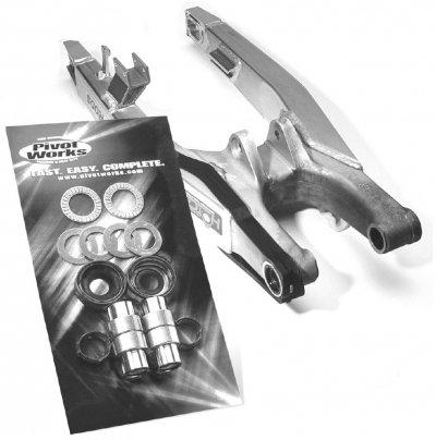 Zestaw naprawczy wahacza KTM EXC 200 (98-03)