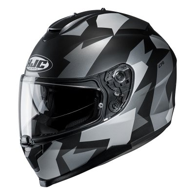 HJC C70 KASK MOTOCYKLOWY VALON BLACK/GREY