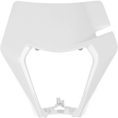 UFO OSŁONA LAMPY PRZÓD KTM EXC/EXC-F '20 KOLOR BIAŁY