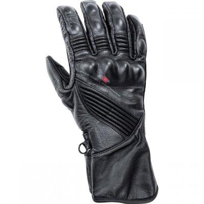 FLM TECH rękawice motocyklowe Damskie czarne