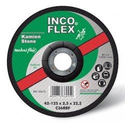 INCOFLEX TARCZA DO CIĘCIA KAMIENIA 115*2,5