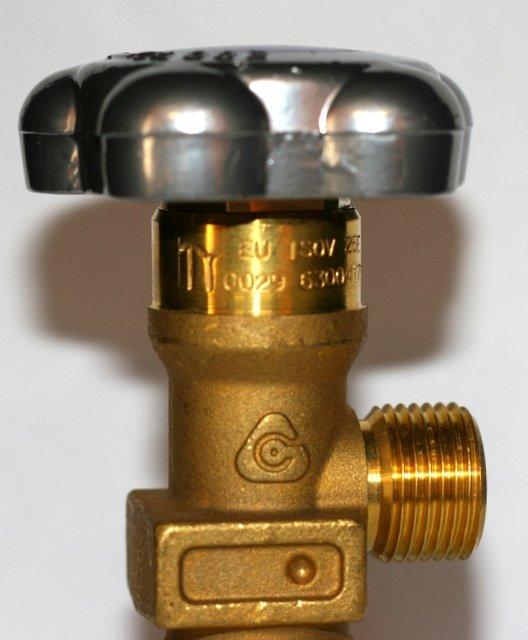 Zawór Wodór 25E (duży czop) W21.8 LH 230 bar PERGOLA najwyższa jakość