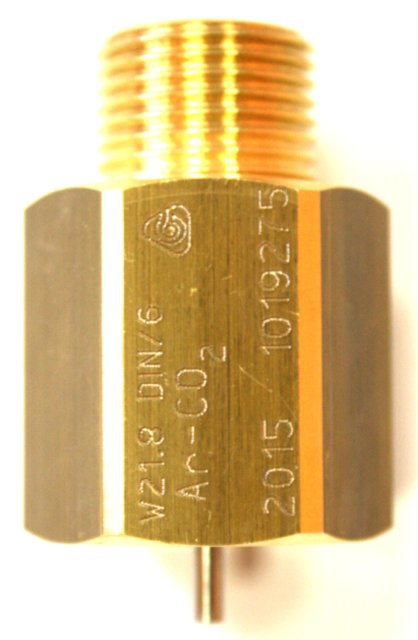 "Adapter W21.8x1/14""-DIN477/6 20mm"