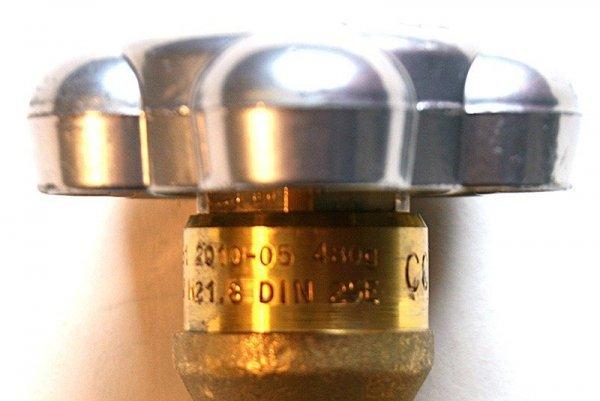 Zawór CO2 25E (duży czop) W21.8 190 bar PERGOLA najwyższa jakość