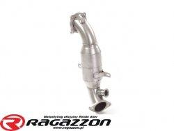 Katalizator metaliczny 300cpsi od 09/18 RAGAZZON EVO LINE sportowy wydech